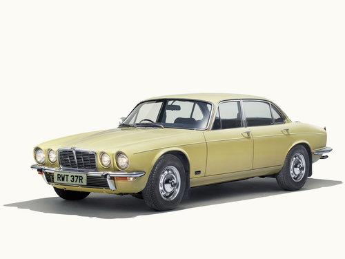 Jaguar XJ 1973 - 1979