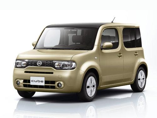 Nissan Cube 2008 - 2019