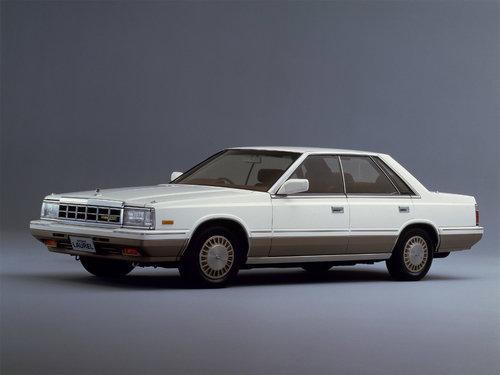 Nissan Laurel 1984 - 1986