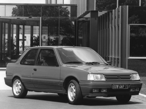 Peugeot 309 1985 - 1989