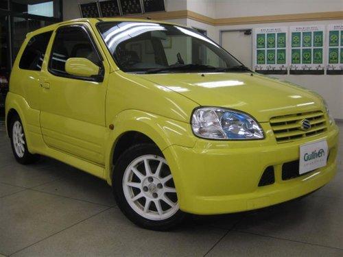 Suzuki Swift 2003 - 2004