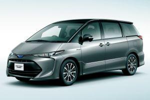 Toyota прекратит выпуск Estima: замены не будет