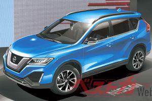 Будущие Nissan X-Trail и Mitsubishi Outlander будут построены на одной платформе