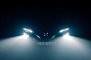 Nissan выпустил последний тизер следующего поколения Juke