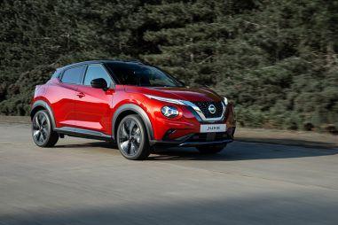Представлено новое поколение Nissan Juke