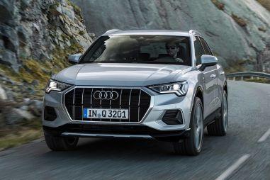 В России начали продавать новый Audi Q3