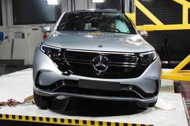 Euro NCAP провела краш-тесты семи новинок авторынка (ВИДЕО)