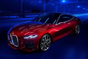 BMW Concept 4 намекнул на новую M4