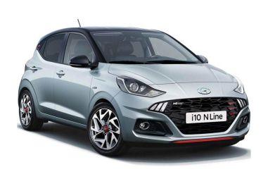 Hyundai i10 обзавелся «спортивной» версией N Line. Но мотор явно не для спорта