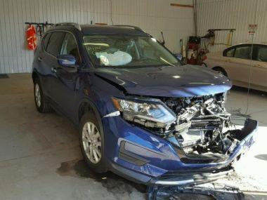 Скрытый дефект у американского Nissan X-Trail привел уже к десяткам серьезных аварий