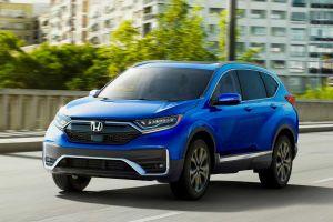 Honda CR-V обновилась и получила гибридную версию