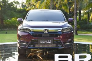 Honda Breeze — новый компактный кроссовер на базе CR-V