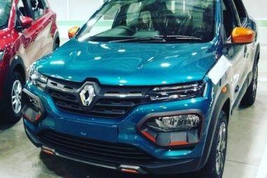 Для ультрадешевого Renault Kwid готовят модернизацию: ФОТО