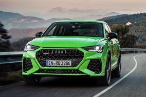 Новые Audi RS Q3 и RS Q3 Sportback получили 400-сильный мотор