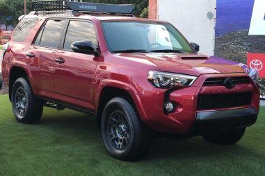 Toyota 4Runner получила спецверсию для тяжелого бездорожья
