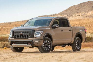 Nissan модернизировал большой пикап Titan: улучшенный мотор + новая коробка передач