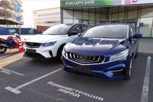 В Беларуси наладят сборку двух новых моделей Geely. Они появятся и в России