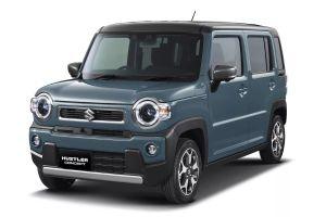 Suzuki представит концепт Hustler на Tokyo Motor Show-2019