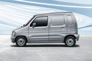 В Китае начались продажи дешевого электрического фургона на базе Suzuki 30-летней давности