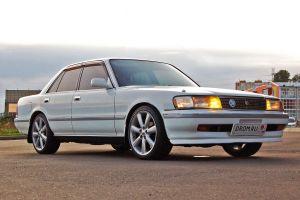 Народное ретро. Toyota Mark II SX80 1991 года. Есть ли жизнь с «четверкой?»