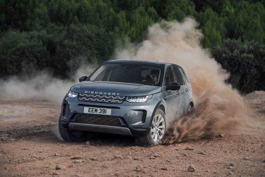 Land Rover доделал Disco Sport? Тестируем кроссовер, сменивший платформу