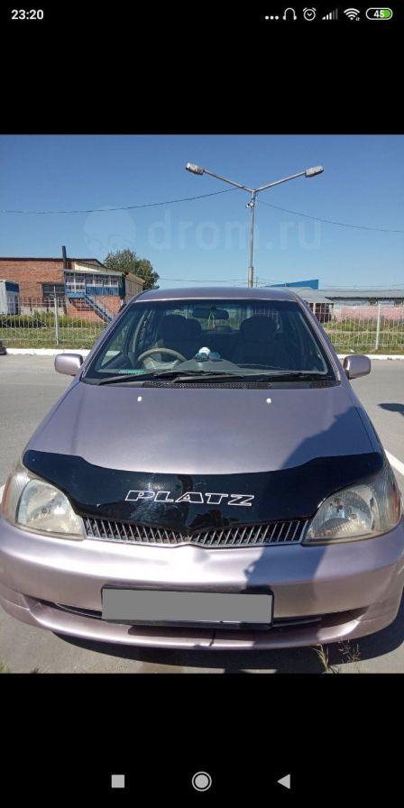 Toyota Platz 2001 - отзыв владельца