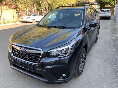 Subaru Forester 2019 - отзыв владельца