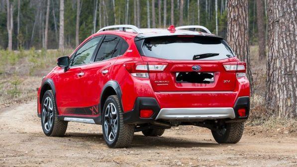 Subaru XV 2019 - отзыв владельца