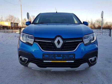 Renault Logan Stepway 2018 - отзыв владельца