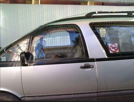 Toyota Previa 1993 - отзыв владельца