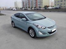 Отзыв о Hyundai Elantra, 2014 отзыв владельца