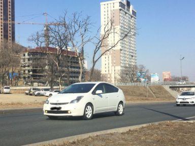 Toyota Prius 2006 отзыв автора | Дата публикации 05.09.2019.