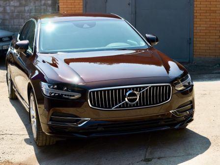 Volvo S90 2019 - отзыв владельца