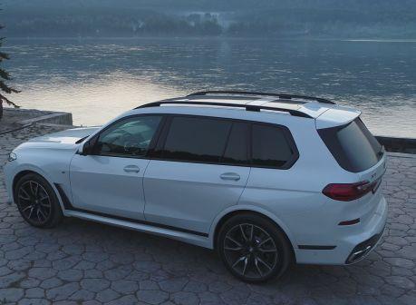 BMW X7 2019 - отзыв владельца