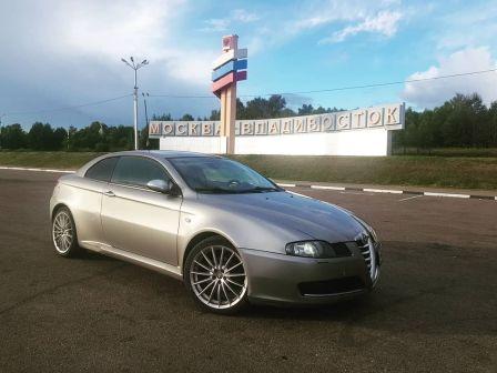 Alfa Romeo GT 2008 - отзыв владельца