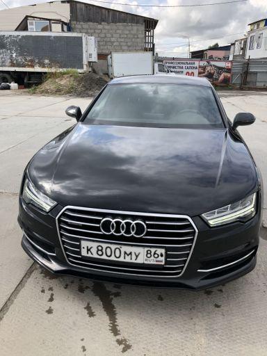 Audi A7, 2014