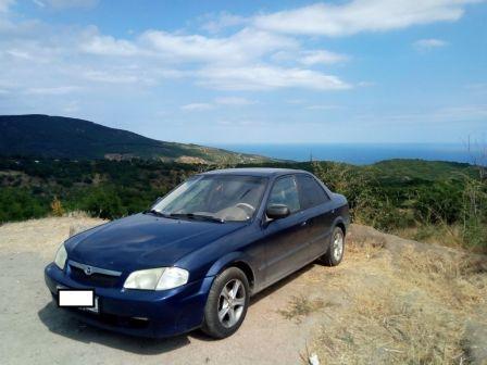 Mazda Protege 1999 - отзыв владельца