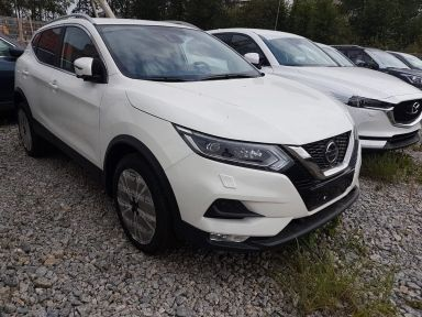 Nissan Qashqai 2019 отзыв автора | Дата публикации 10.09.2019.