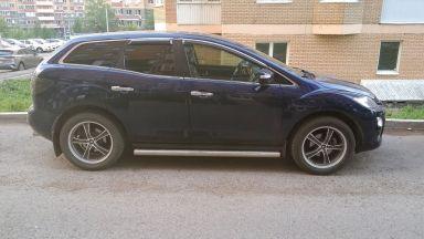 Mazda CX-7 2011 отзыв автора | Дата публикации 15.09.2019.