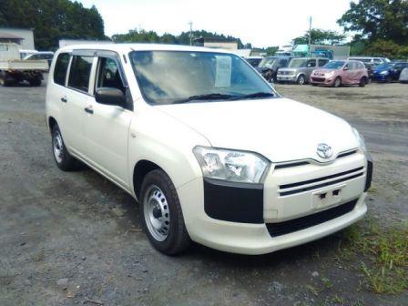 Toyota Probox 2015 - отзыв владельца