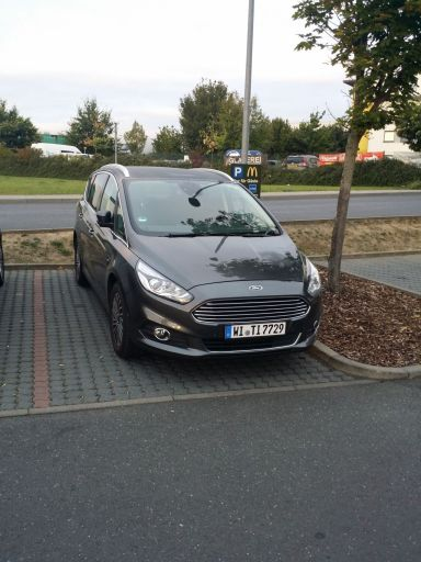 Ford S-MAX, 2019