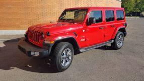 Отзыв о Jeep Wrangler, 2019 отзыв владельца