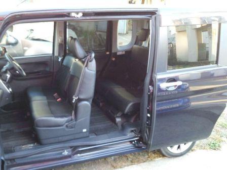 Daihatsu Tanto 2014 - отзыв владельца