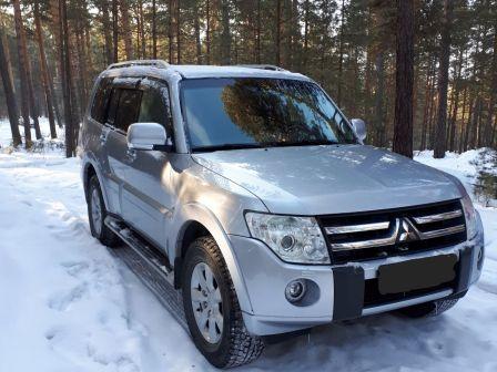 Mitsubishi Pajero 2011 - отзыв владельца