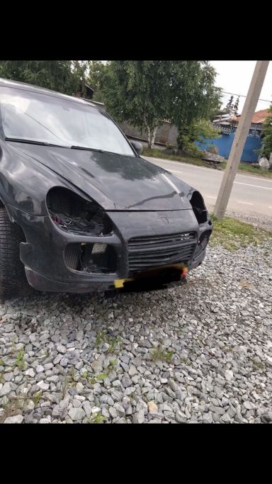 Porsche Cayenne 2006 отзыв автора | Дата публикации 19.09.2019.