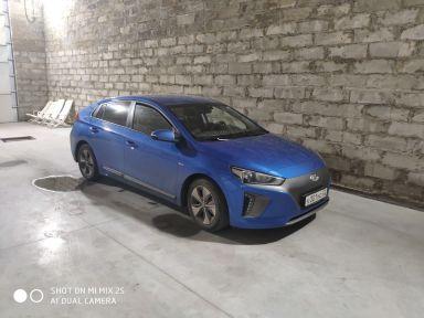 Hyundai Ioniq, 2016