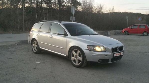 Volvo V50 2004 - отзыв владельца