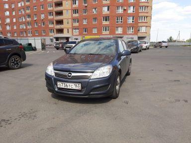 Opel Astra 2011 отзыв автора | Дата публикации 23.09.2019.