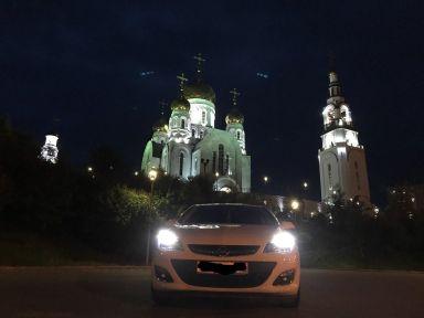 Opel Astra 2014 отзыв автора | Дата публикации 23.09.2019.