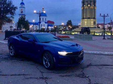 Chevrolet Camaro 2019 - отзыв владельца